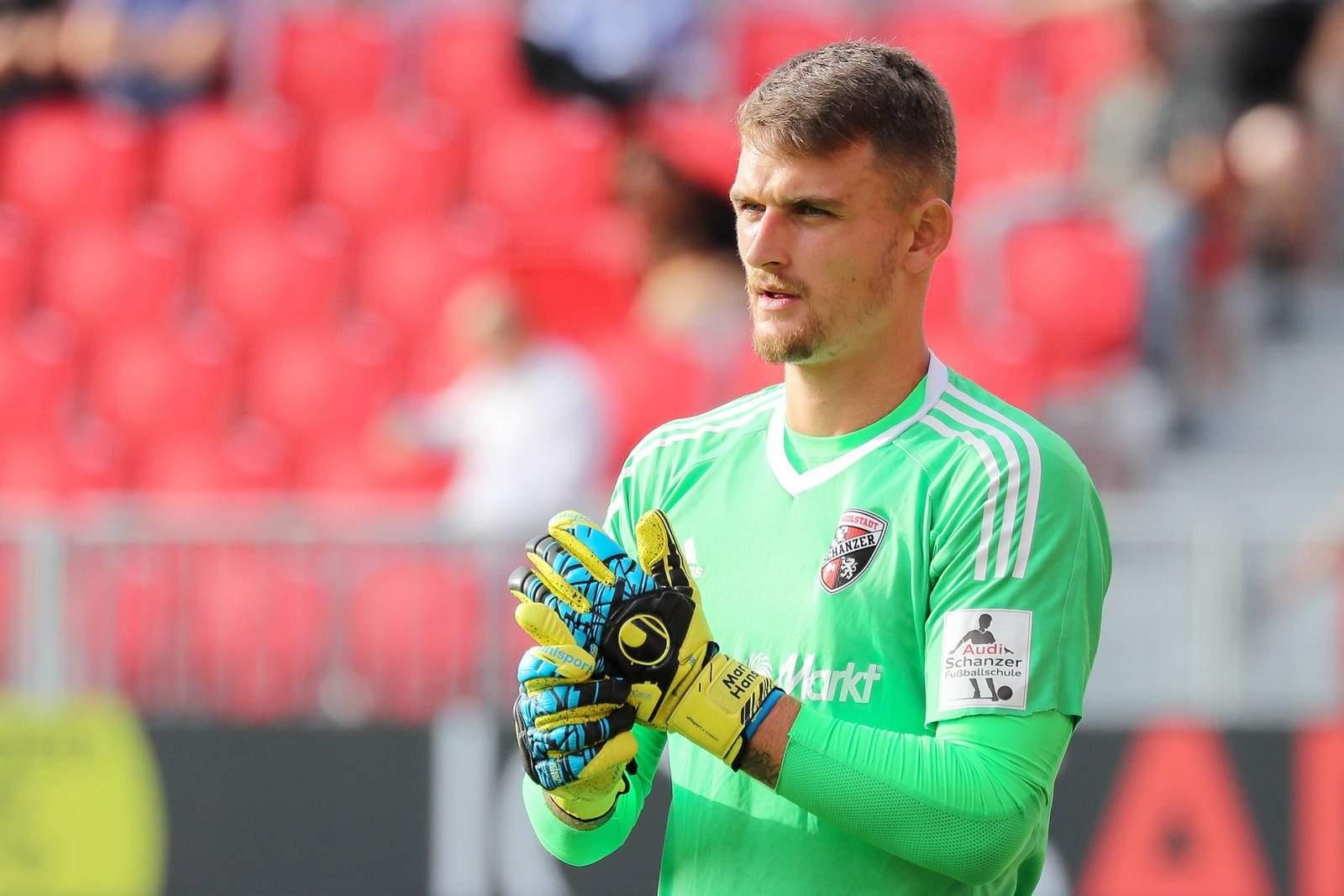 Martin Hansen beim FC Ingolstadt