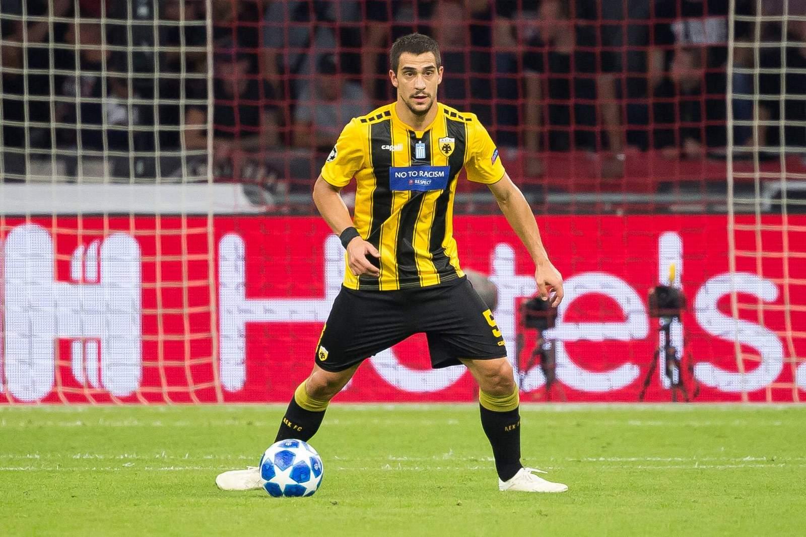 Vasileios Lampropoulos kommt nach Bochum.