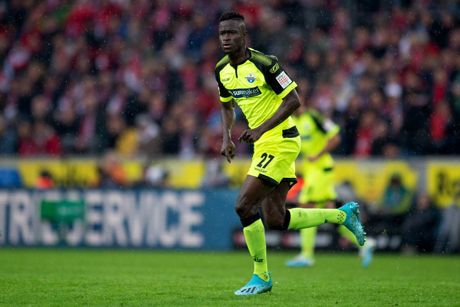 Babacar Gueye beim SC Paderborn