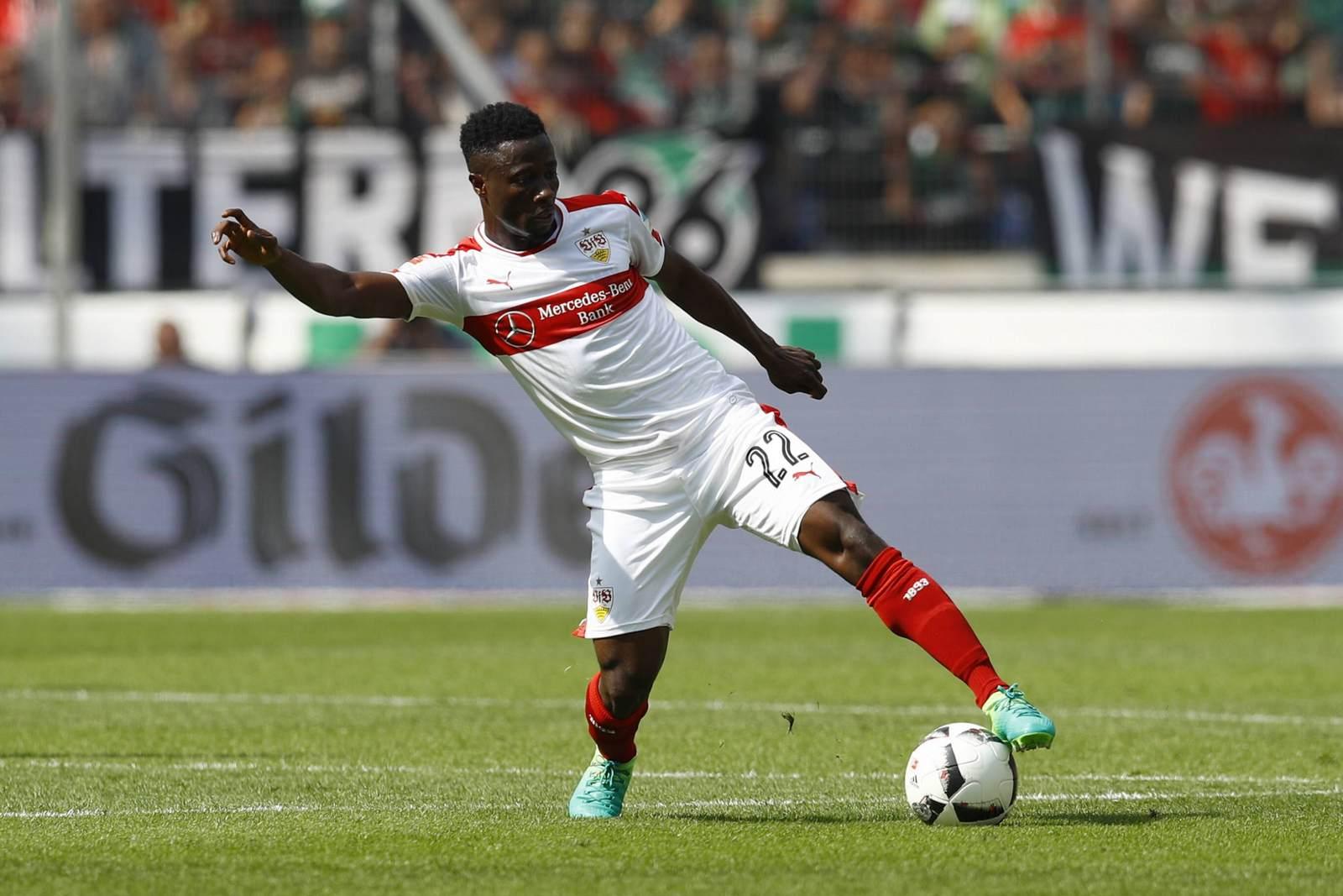 Ebenezer Ofori beim VfB Stuttgart