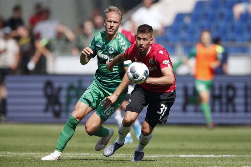 Hannover 96 - Greuther FГјrth