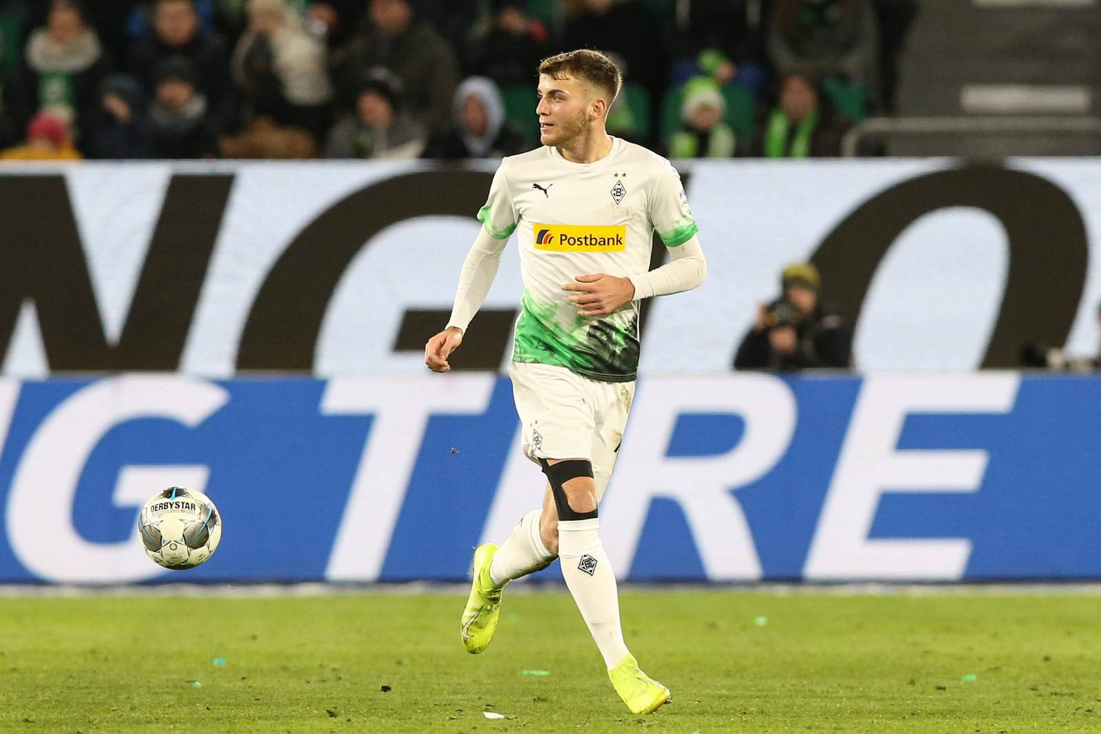Jordan Beyer bei Borussia Mönchengladbach