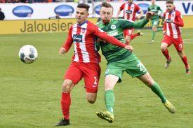 1. FC Heidenheim holt Mohr aus Fürth
