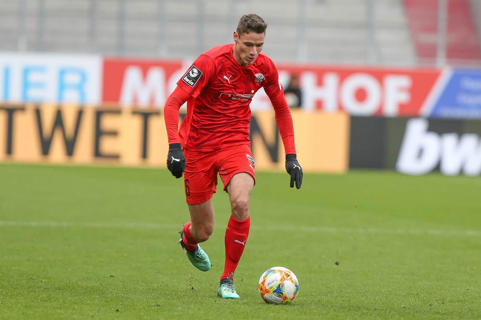 Maximilian Thalhammer beim FC Ingolstadt