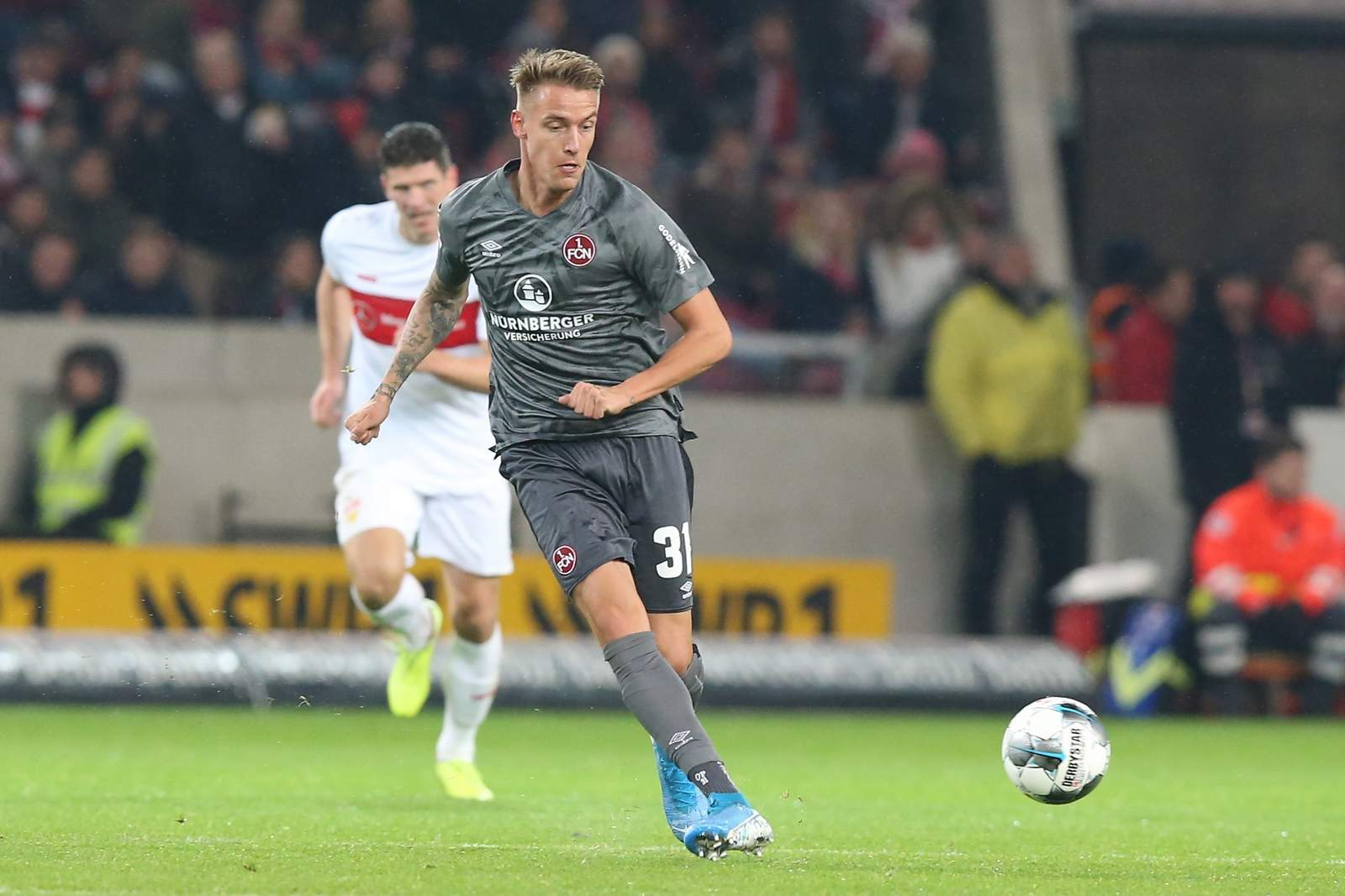 Ondrej Petrak gegen Stuttgart.