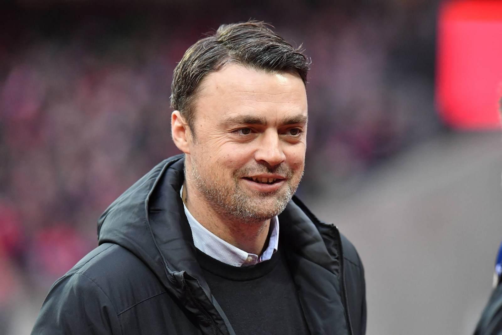 Robert Palikuca beim 1. FC Nürnberg