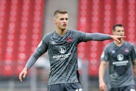 1. FC Nürnberg: Fabian Nürnberger spielt sich fest