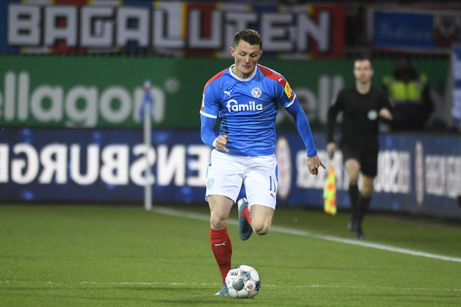 Fabian Reese von Holstein Kiel