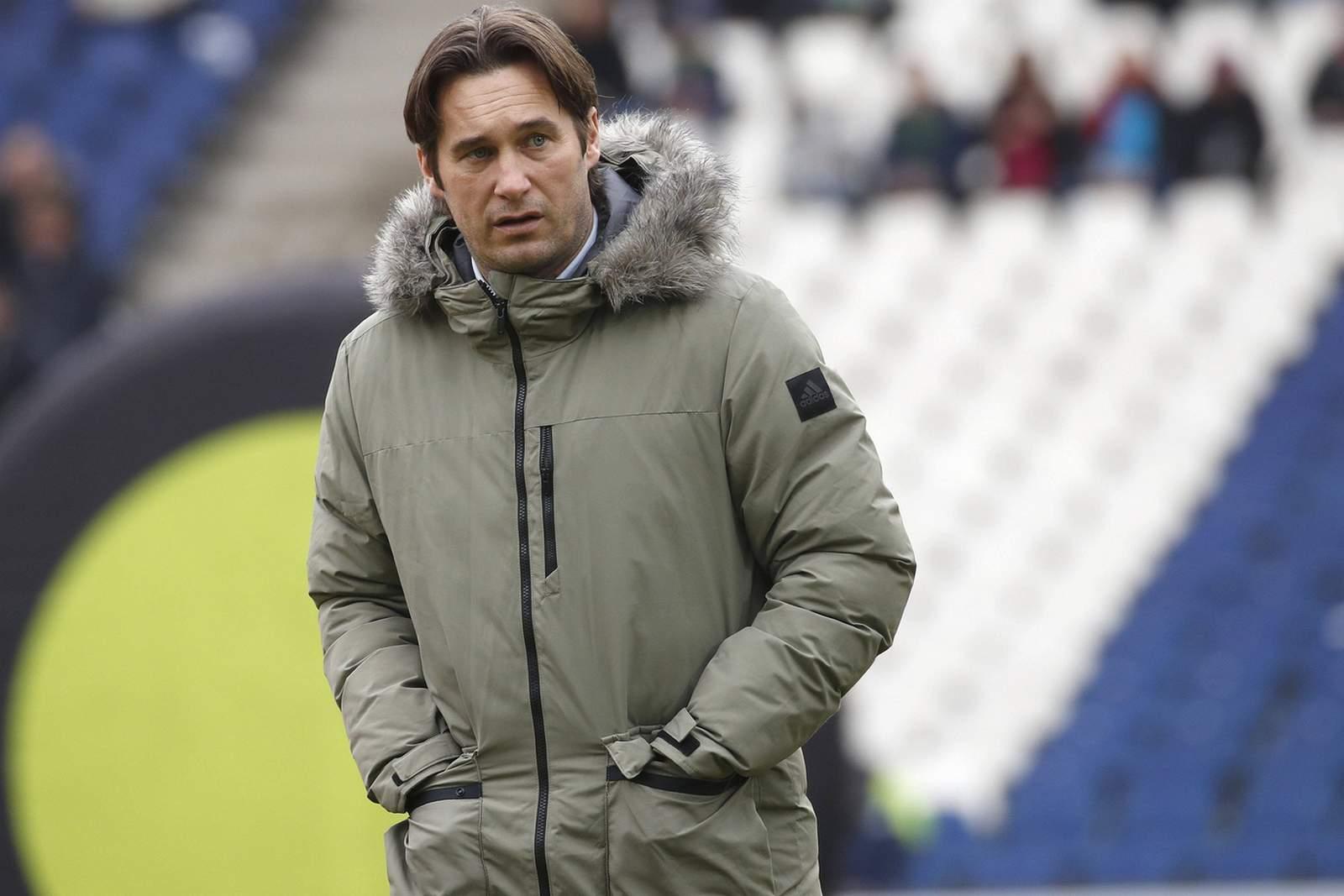 Gerhard Zuber von Hannover 96
