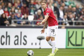 Hannover 96: Marcel Franke arbeitet uneingeschränkt am Comeback