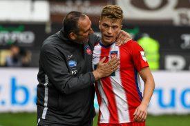 1. FC Heidenheim: Schmidt plädiert für Otto-Verbleib