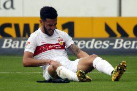 VfB Stuttgart: Nicolas Gonzalez verpasst die nächsten Spiele