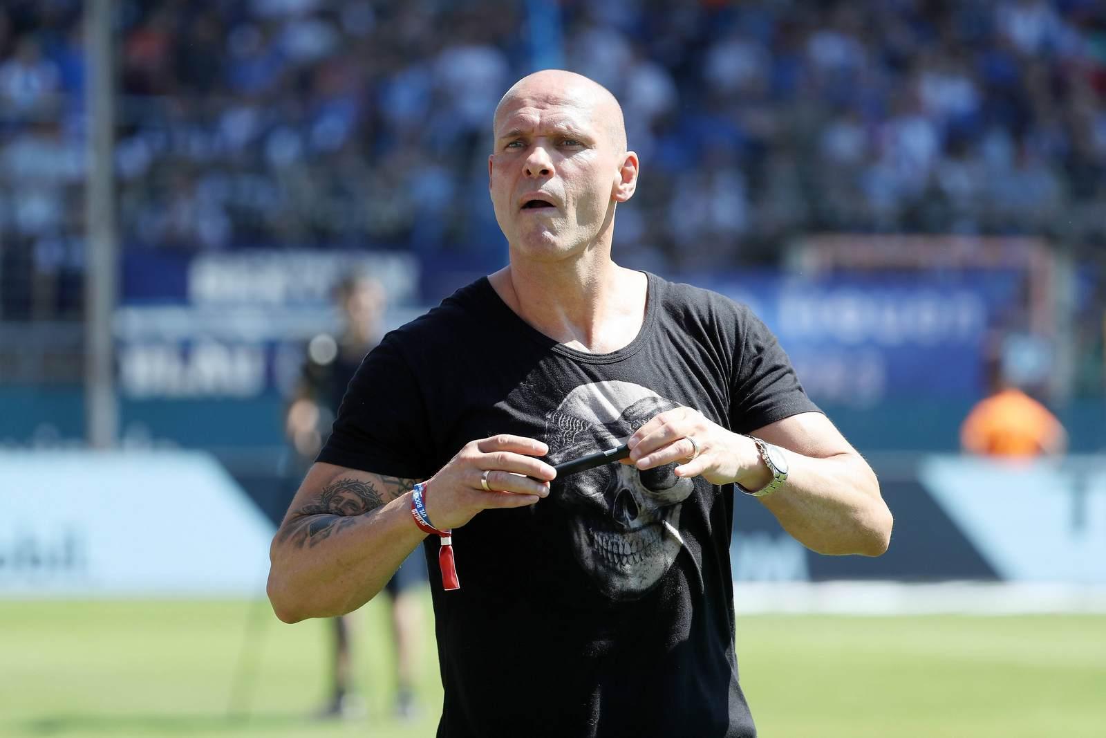 Thorsten Legat beim VfL Bochum