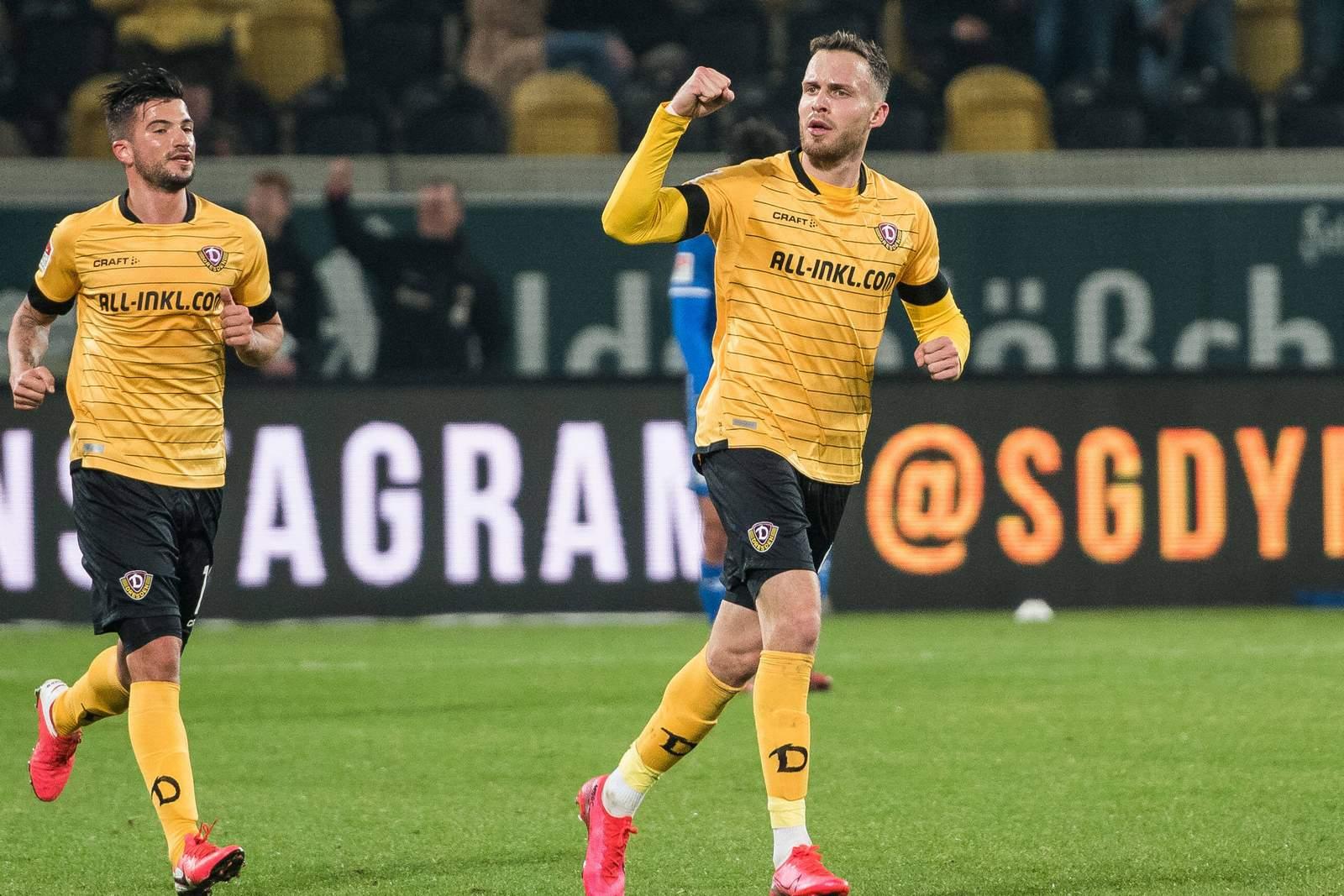 Patrick Schmidt von Dynamo Dresden