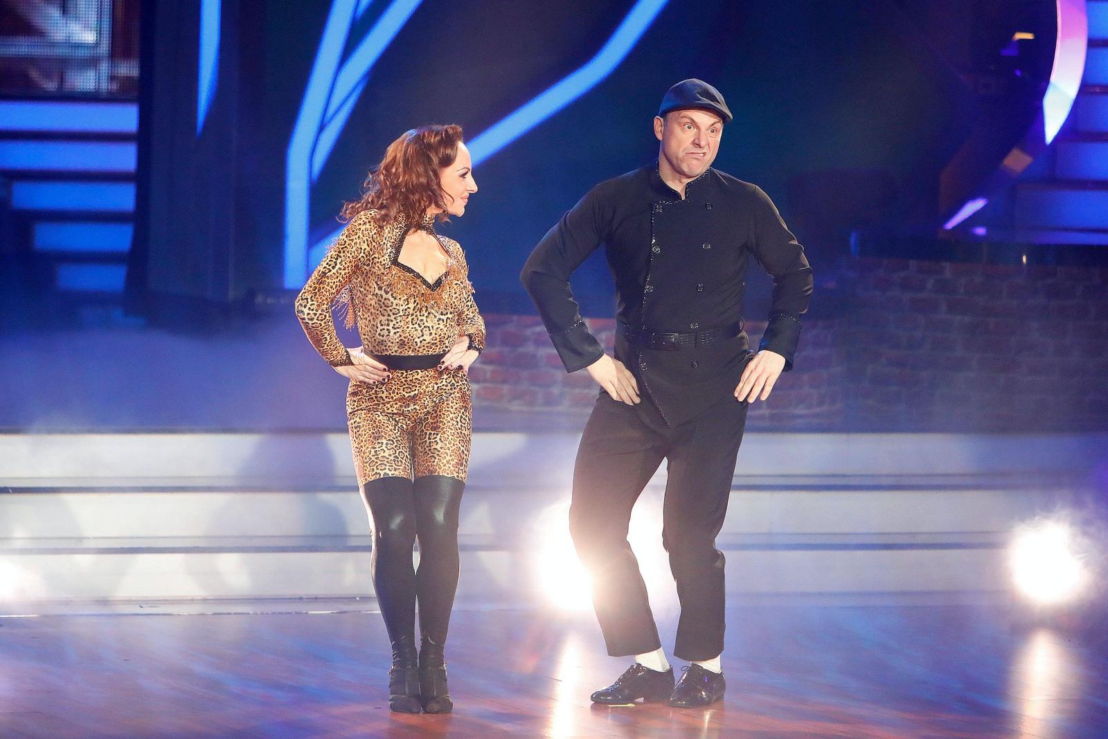 Martin Klempnow bei Let's Dance