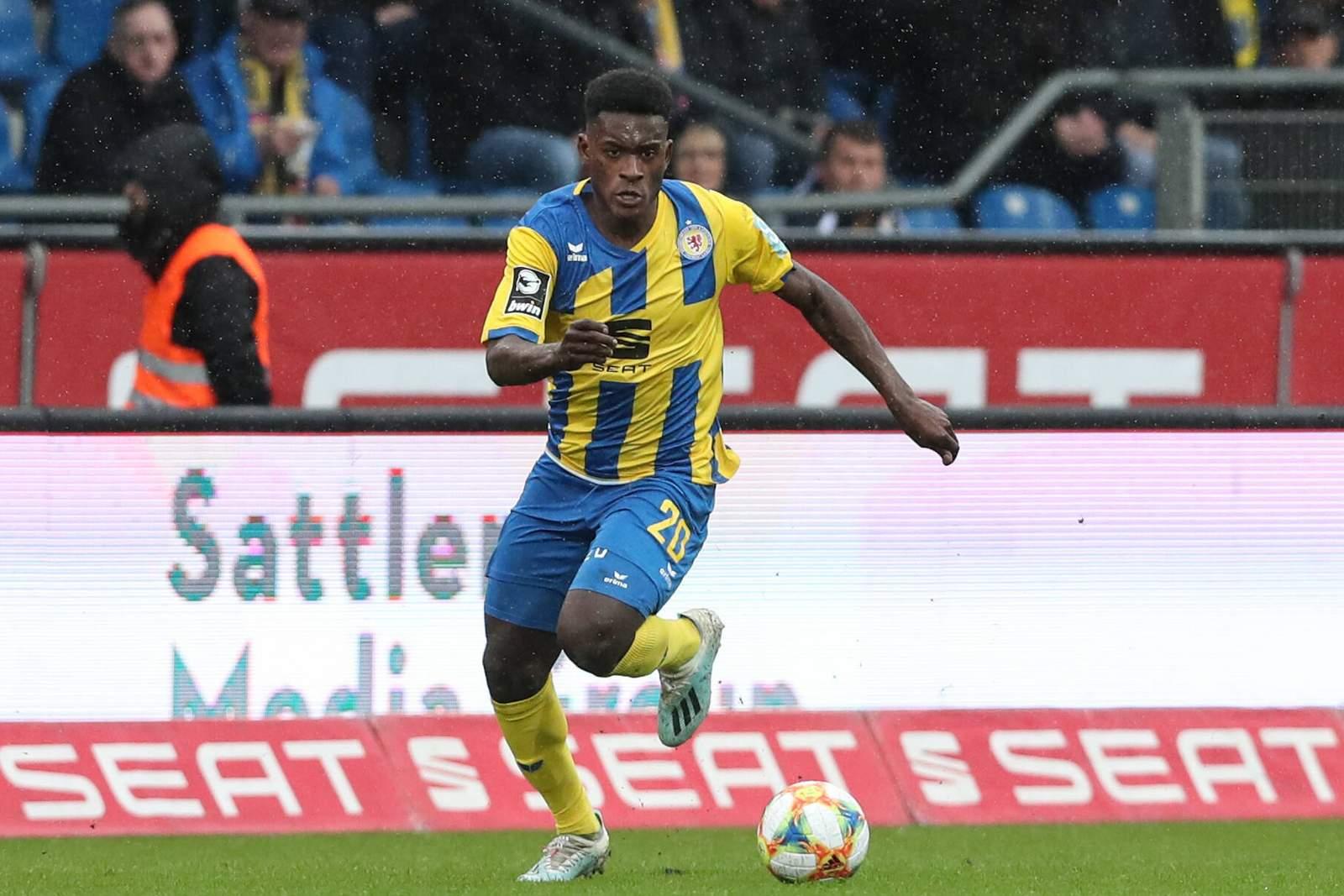 Merveille Biankadi verbrachte das letzte halbe Jahr in Braunschweig.