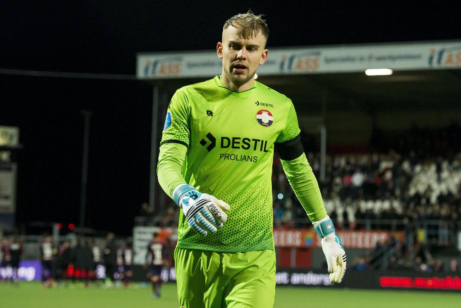 Timon Wellenreuther bei Willem II