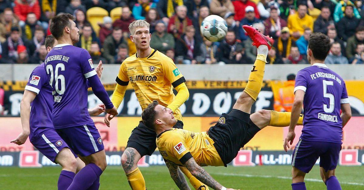 Spieltage Dynamo Dresden