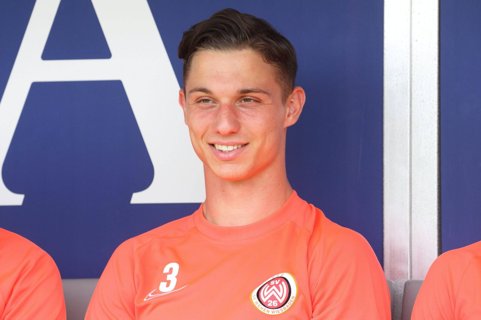 Tobias Mißner beim SV Wehen Wiesbaden