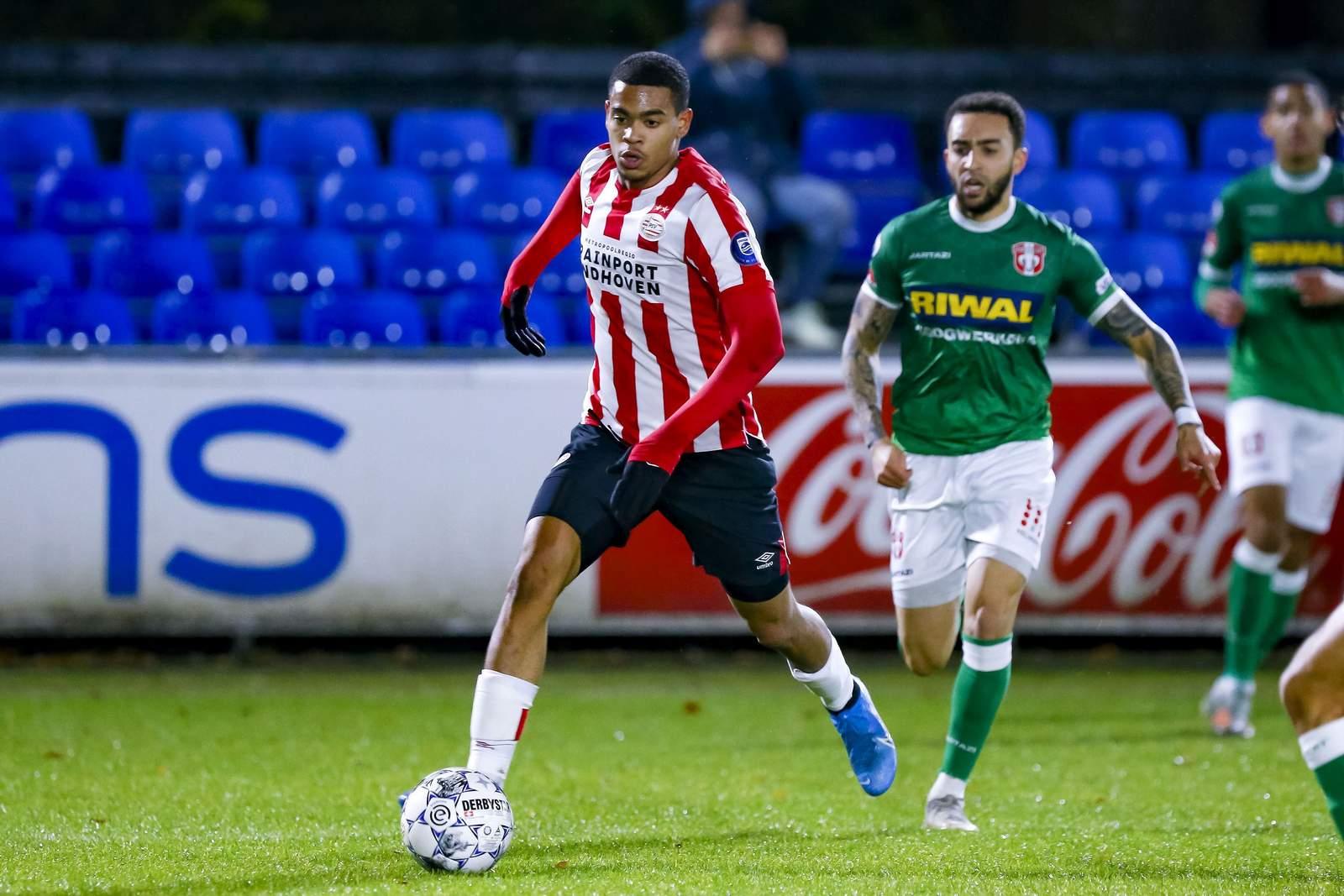 Cyril Ngonge von PSV Eindhoven II