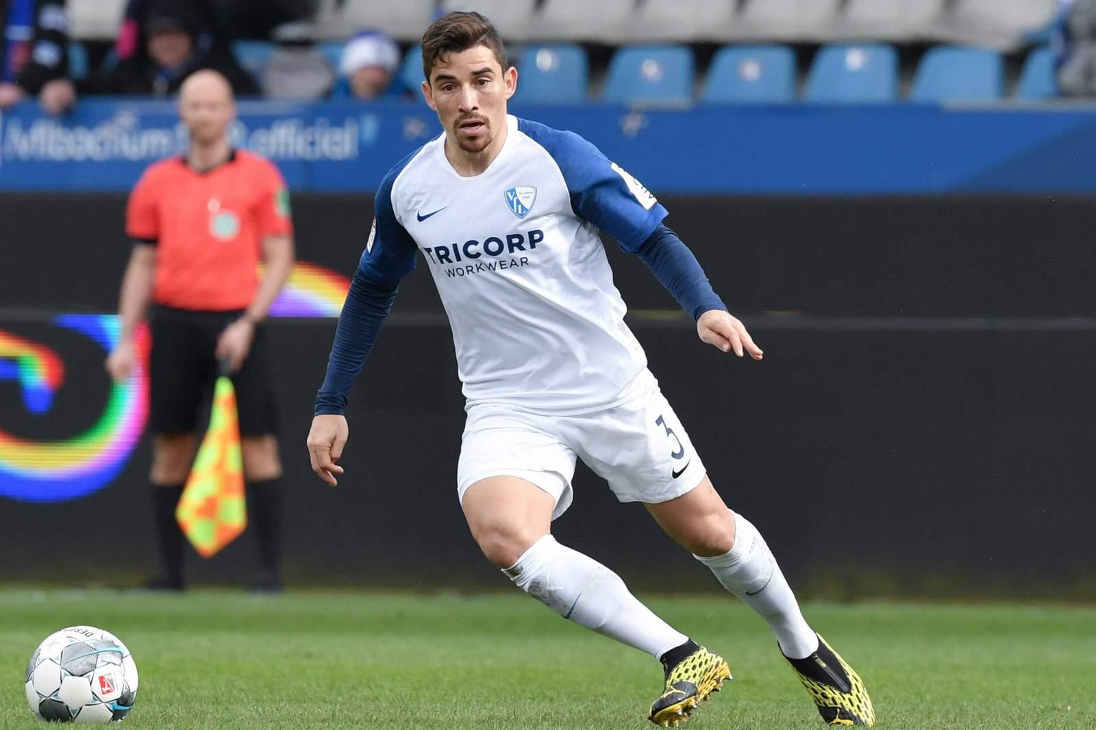 Danilo Soares beim VfL Bochum