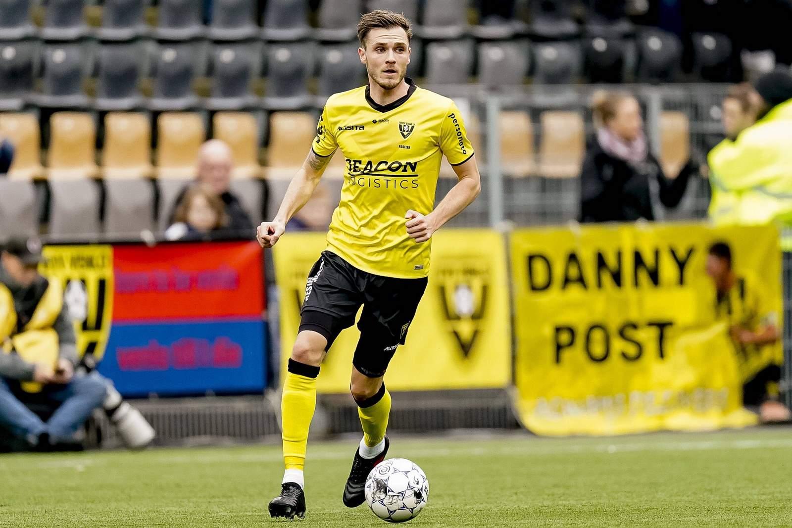Nils Röseler bei VVV Venlo