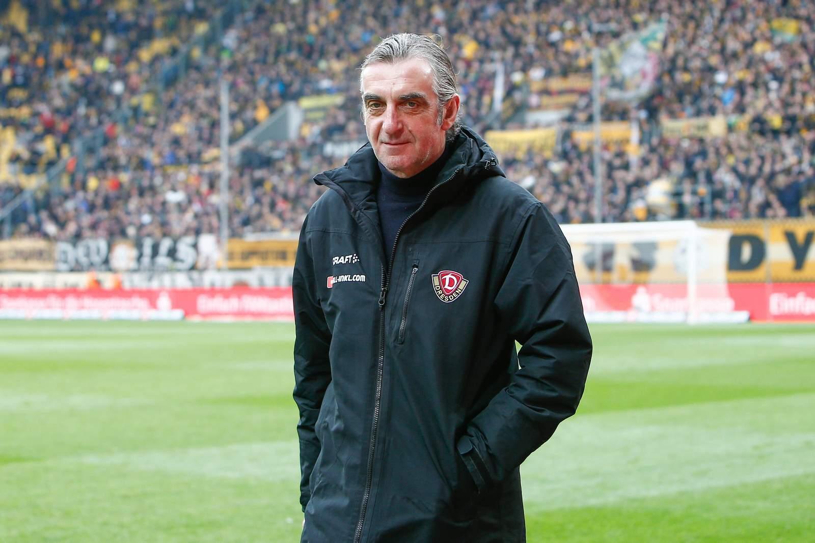 Ralf Minge von Dynamo Dresden