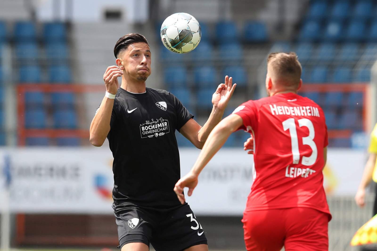 Robert Zulj vom VfL Bochum