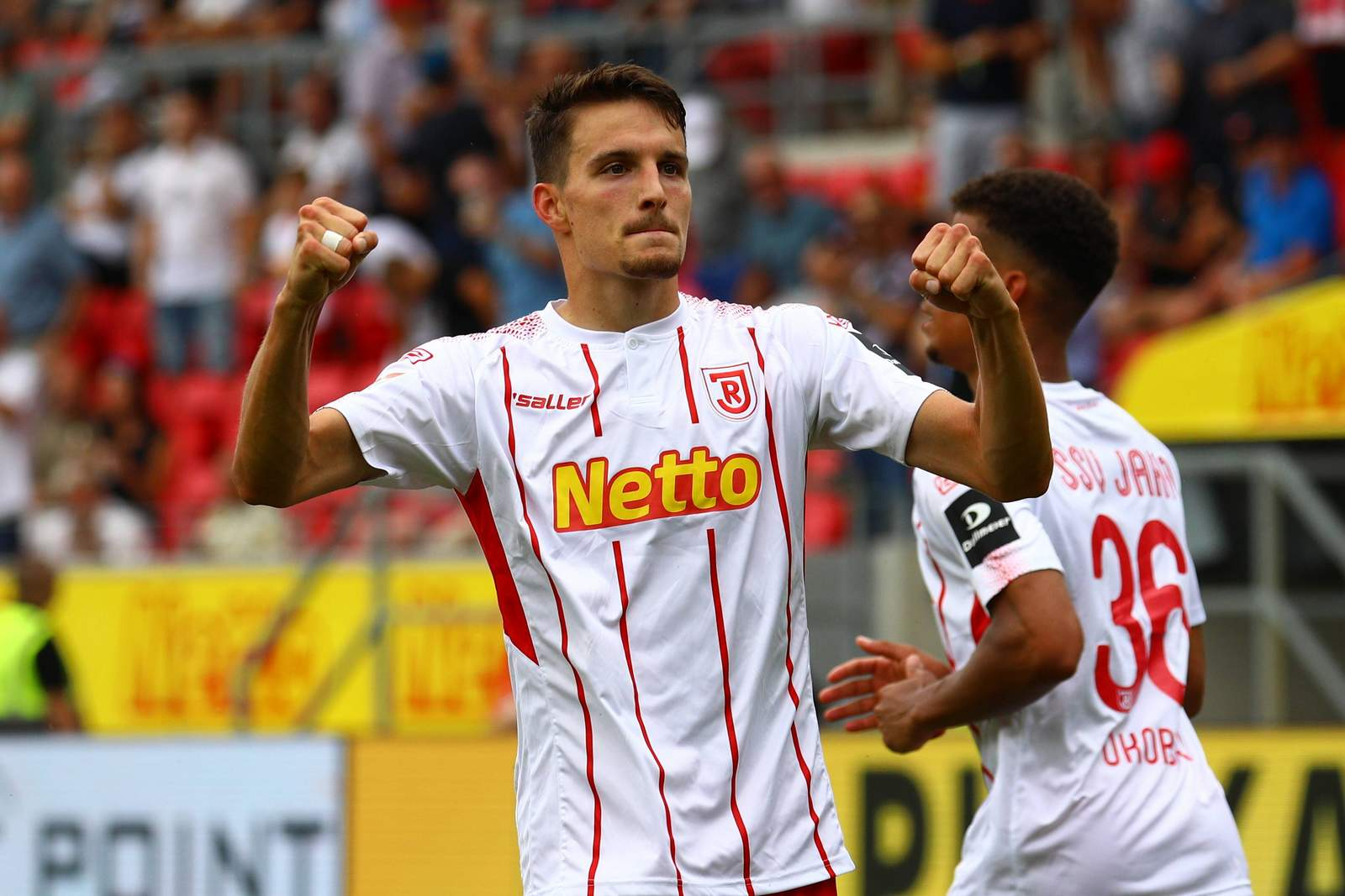 Sebastian Stolze von Jahn Regensburg