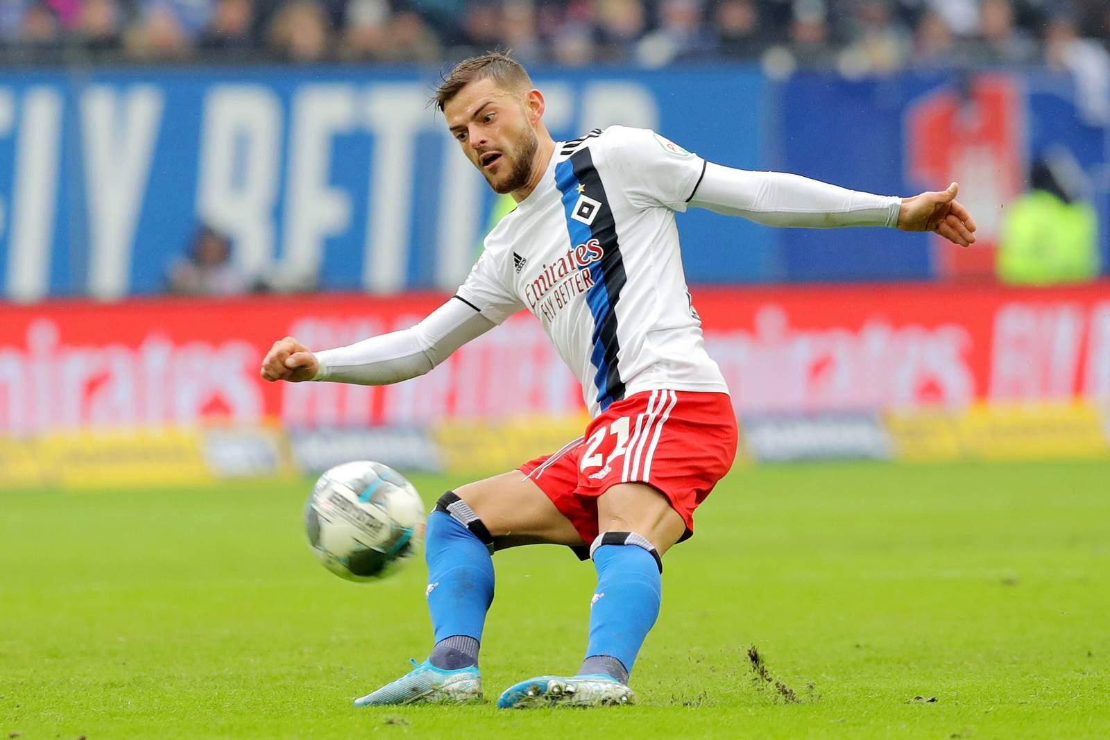 Tim Leibold vom HSV