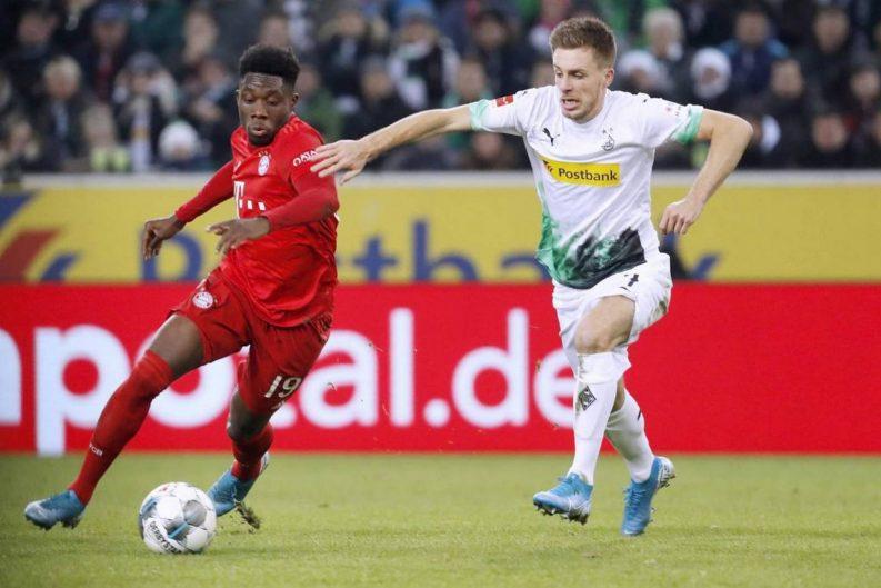 Bayern Gegen Mönchengladbach 2020