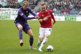 Vorschau auf VfL Osnabrück vs Hannover 96
