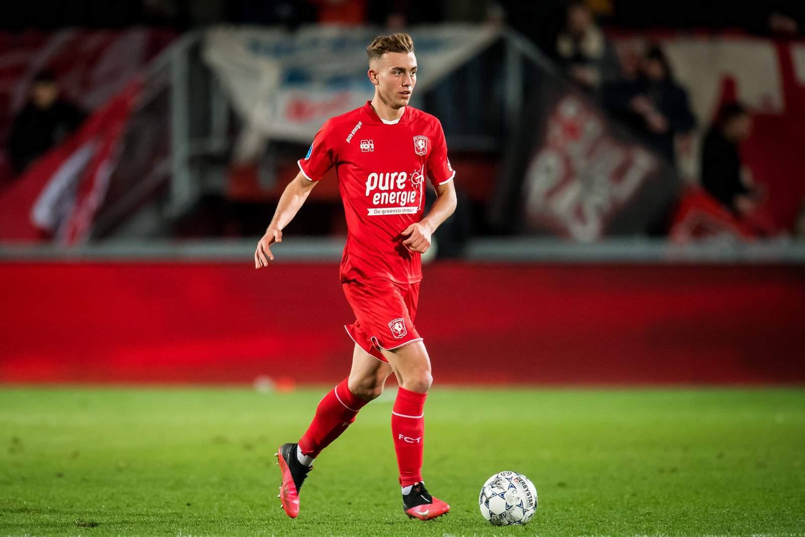 Oriol Busquets gegen Heerenveen.