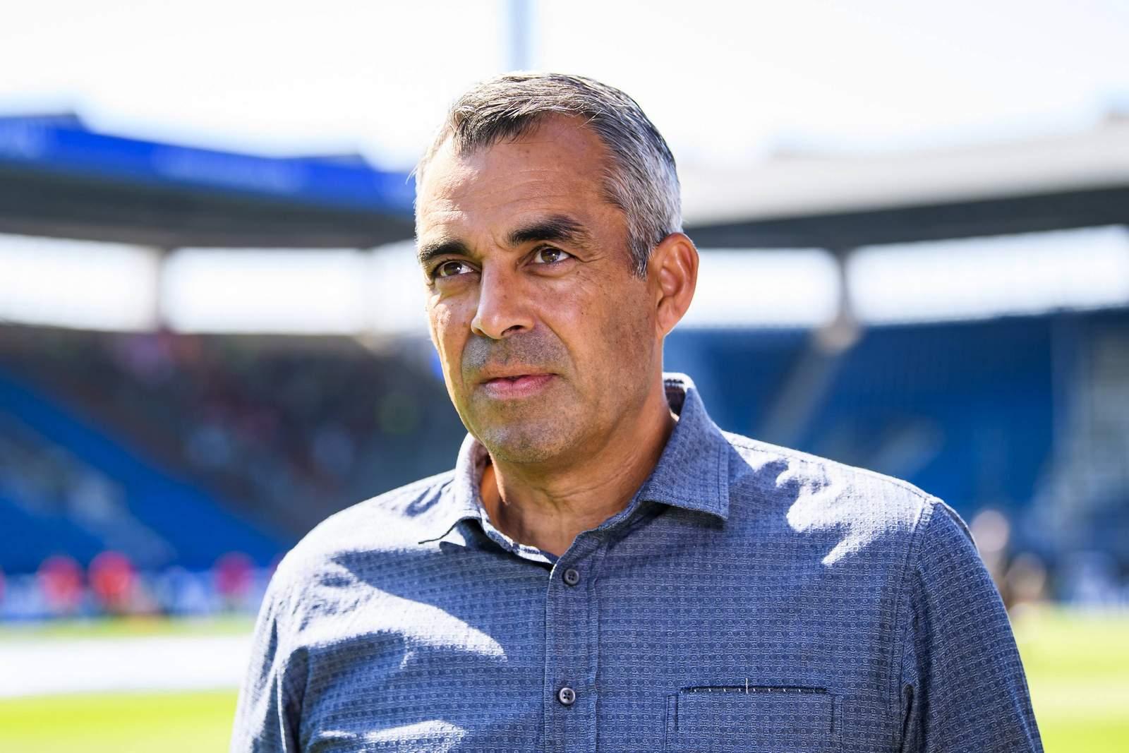 Robin Dutt beim VfL Bochum