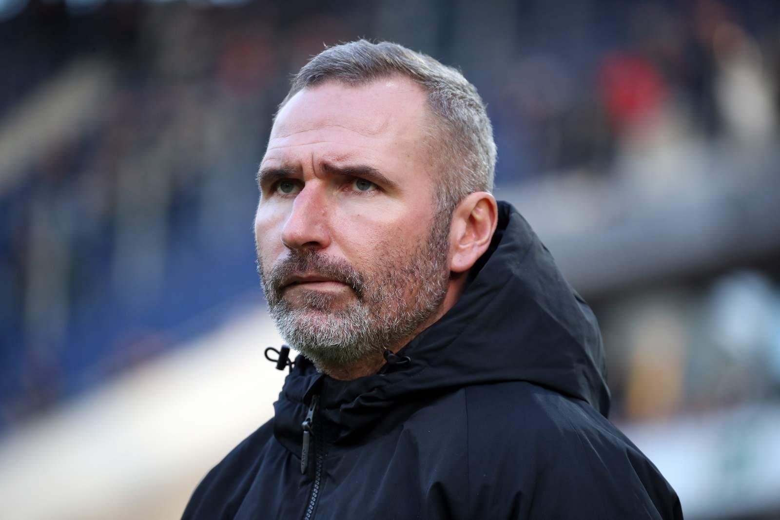 Tim Walter führte bereits Gespräche mit dem HSV.