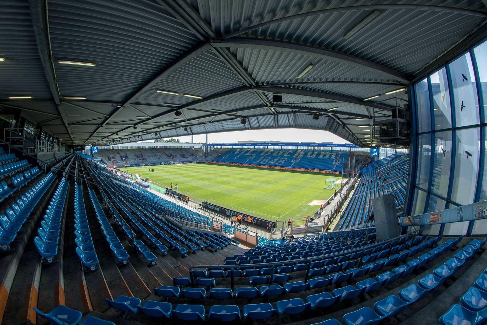 Das Stadion des VfL Bochum