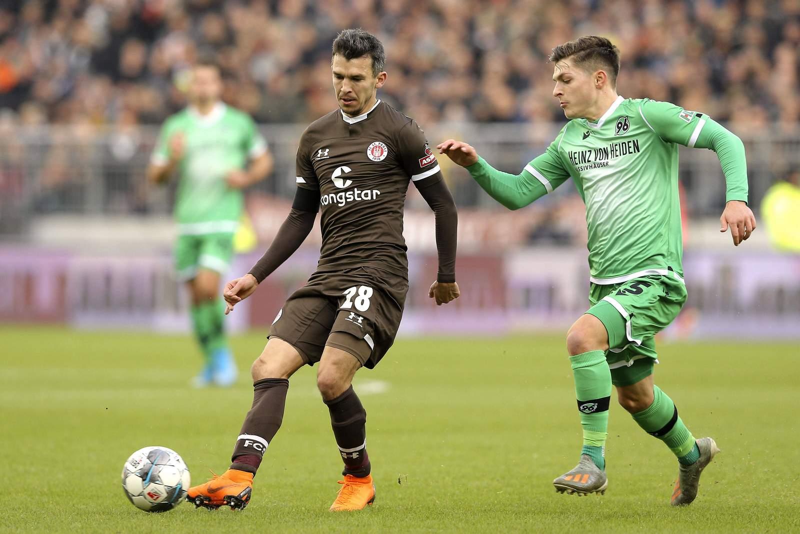 Waldemar Sobota vom FC St. Pauli