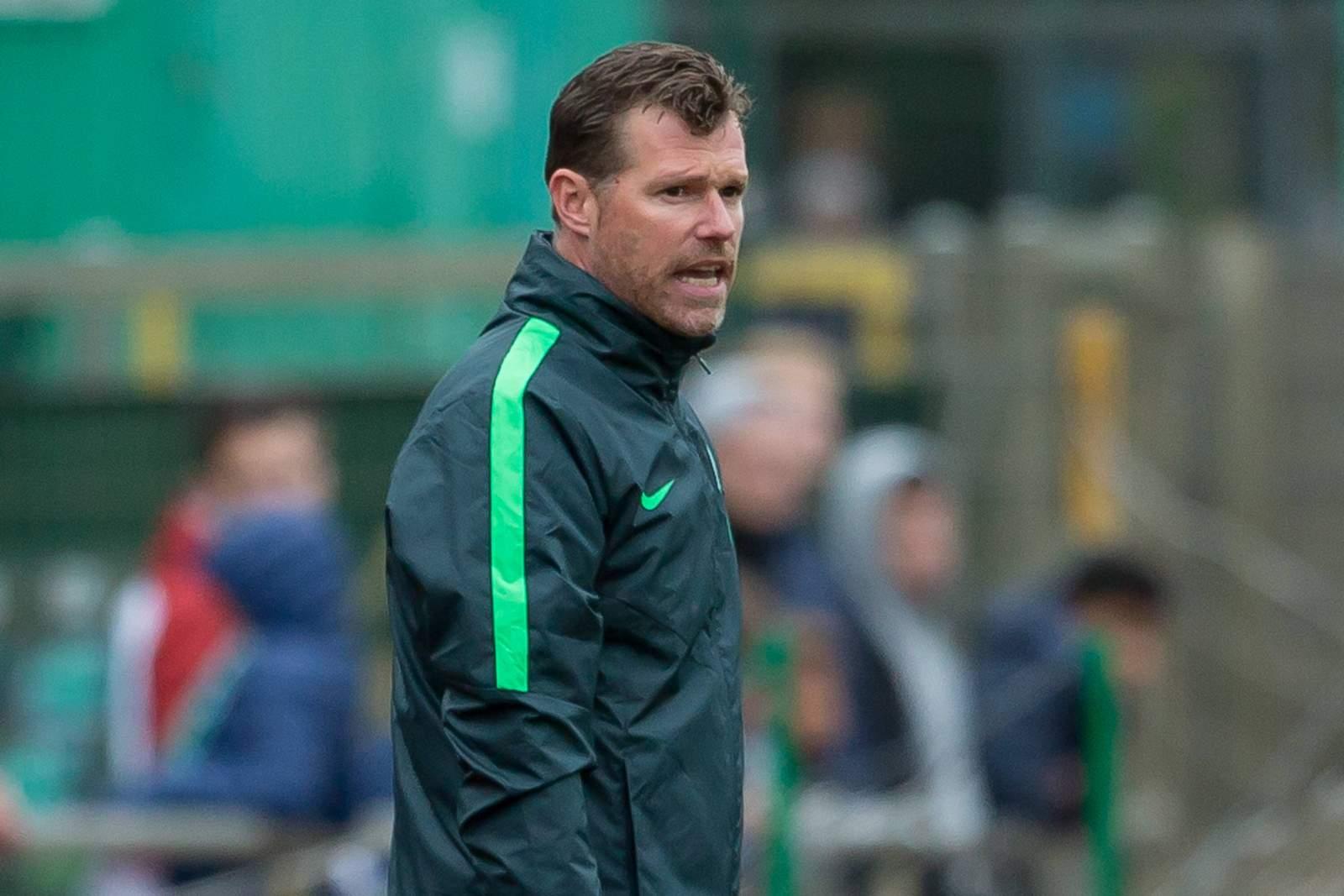 Marco Grote bei Werder Bremen