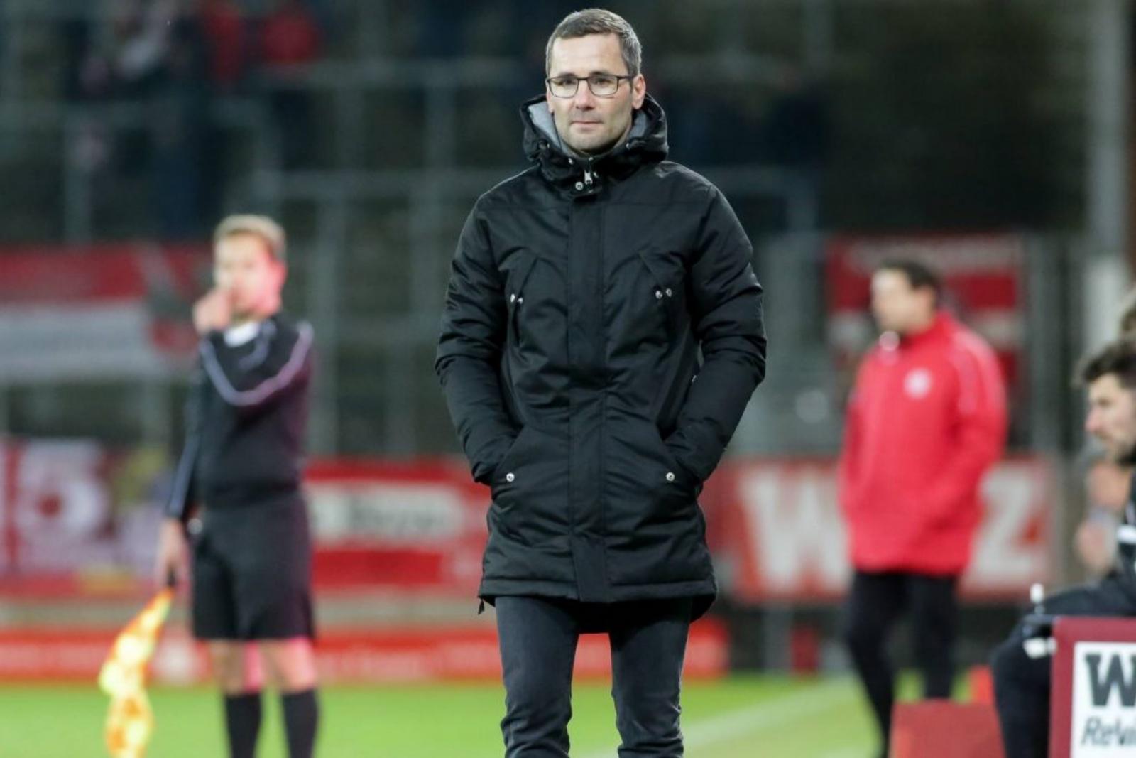 Michael Wiesinger beim 1. FC Nürnberg