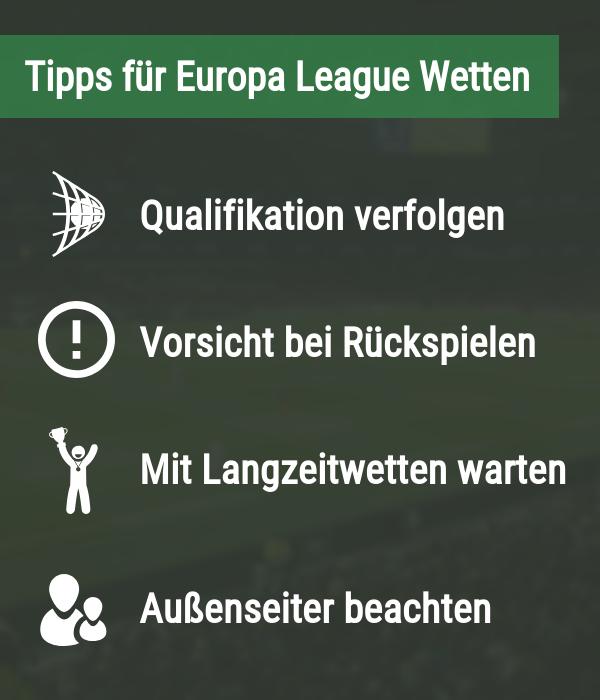 Tipps für EL Wetten