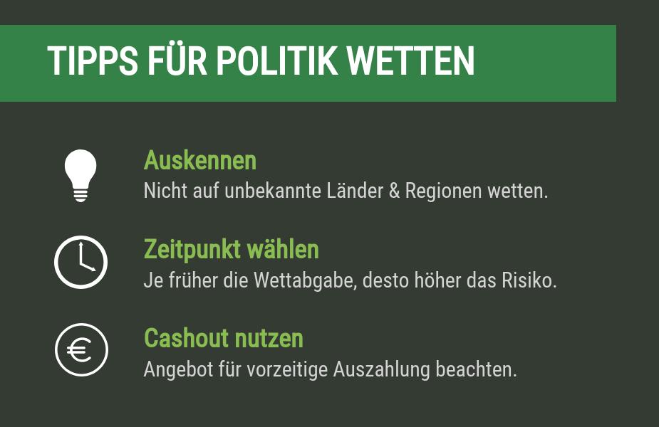 Politikwetten