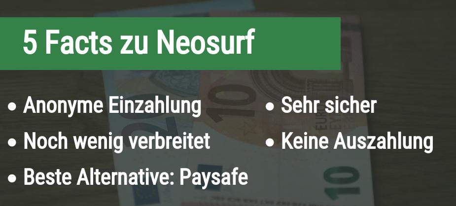 5 Fakten zu Neosurf
