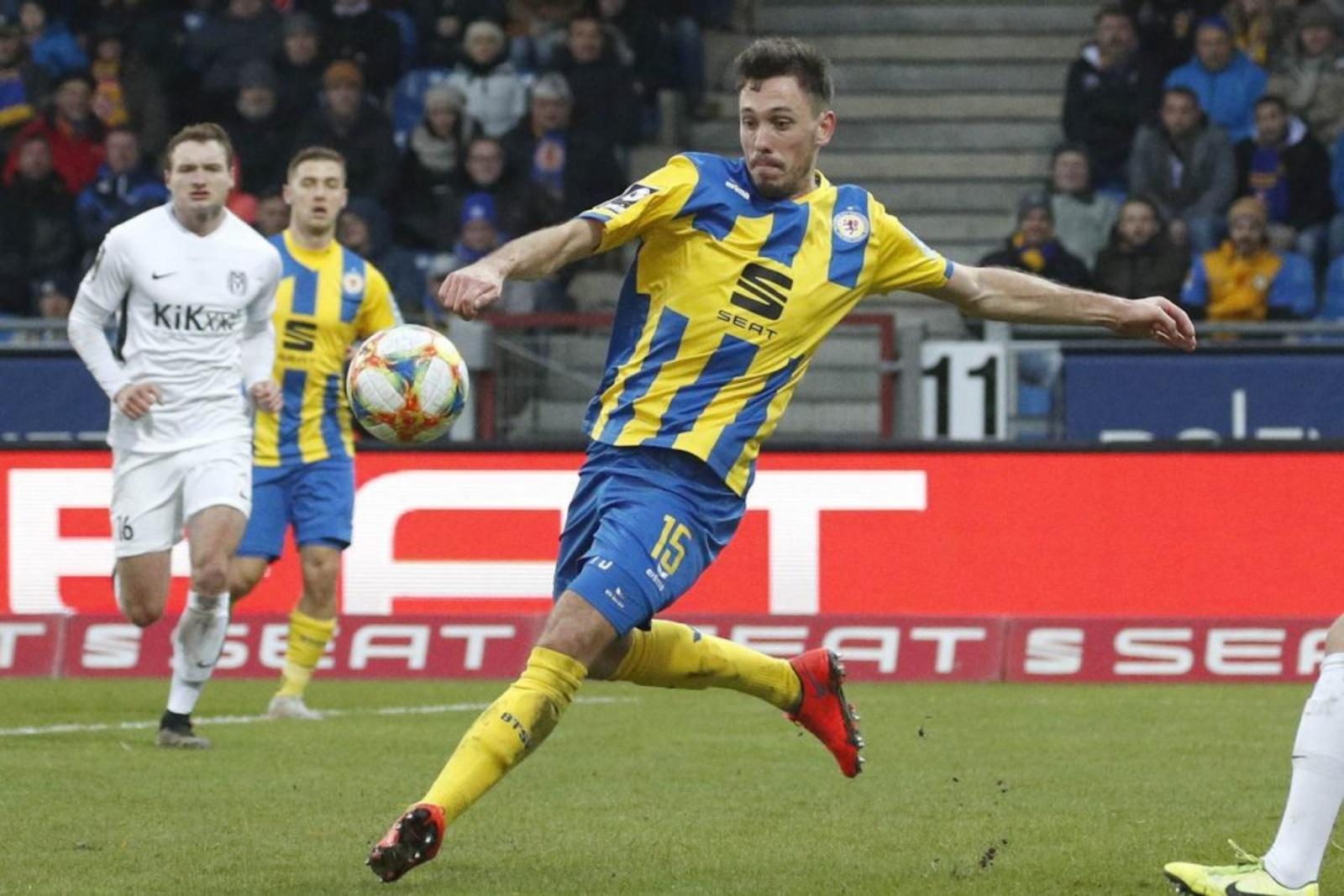 Marcel Bär bei Eintracht Braunschweig