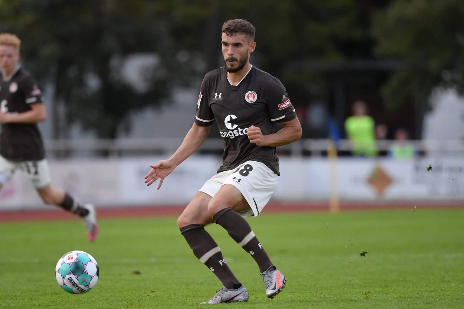 Christian Stark vom FC St. Pauli