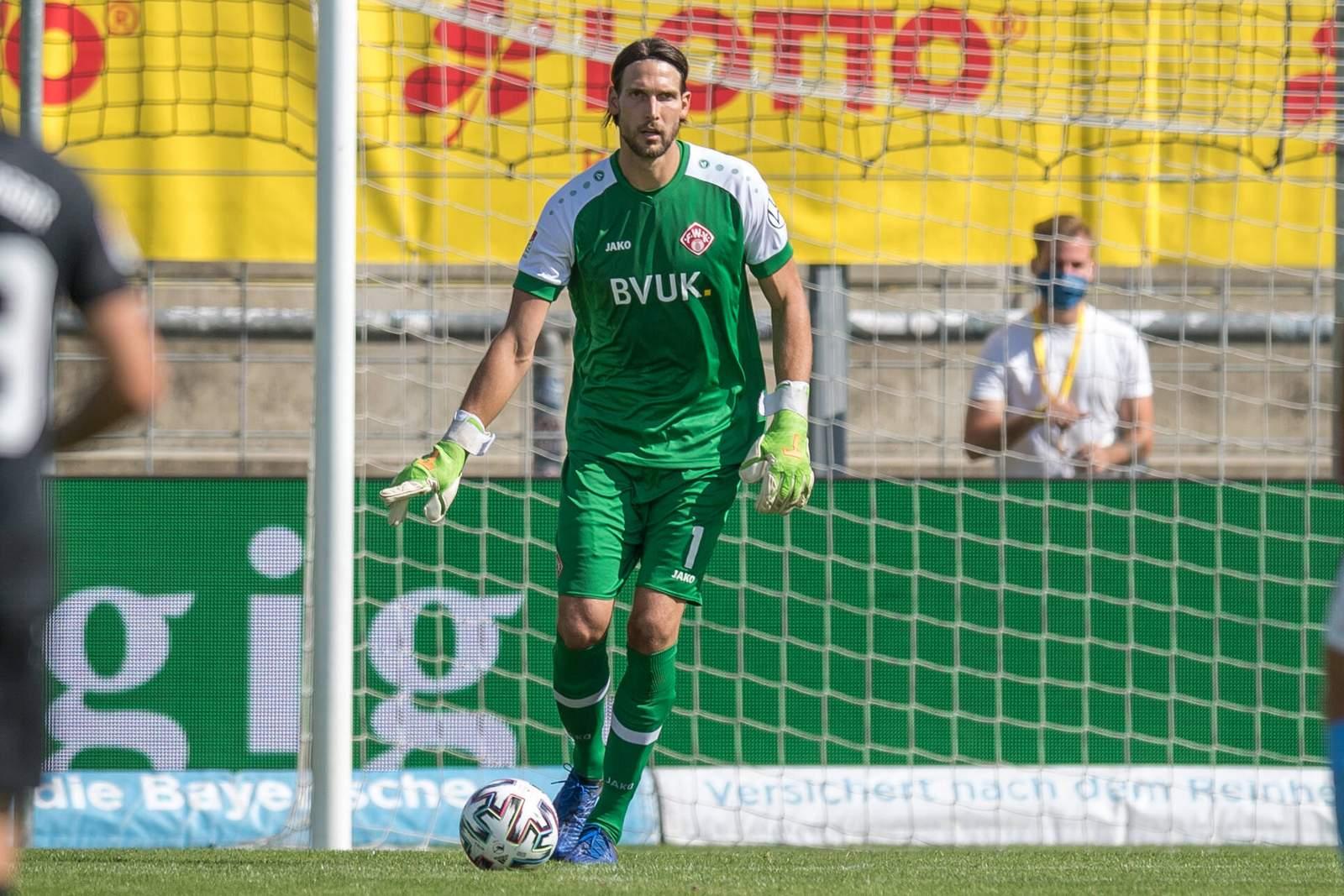 FWK-Keeper Fabian Giefer.