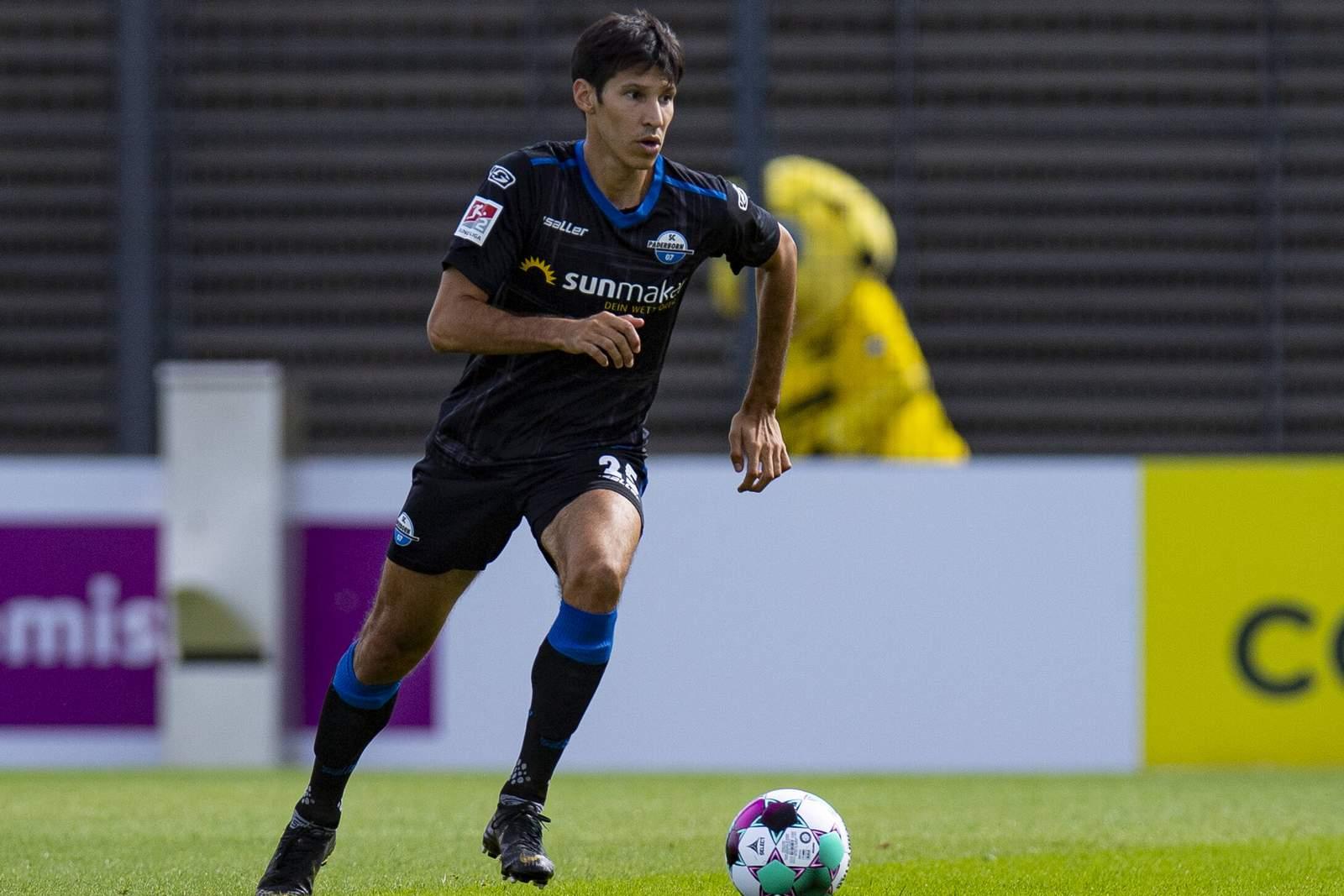 Marcel Correia vom SC Paderborn