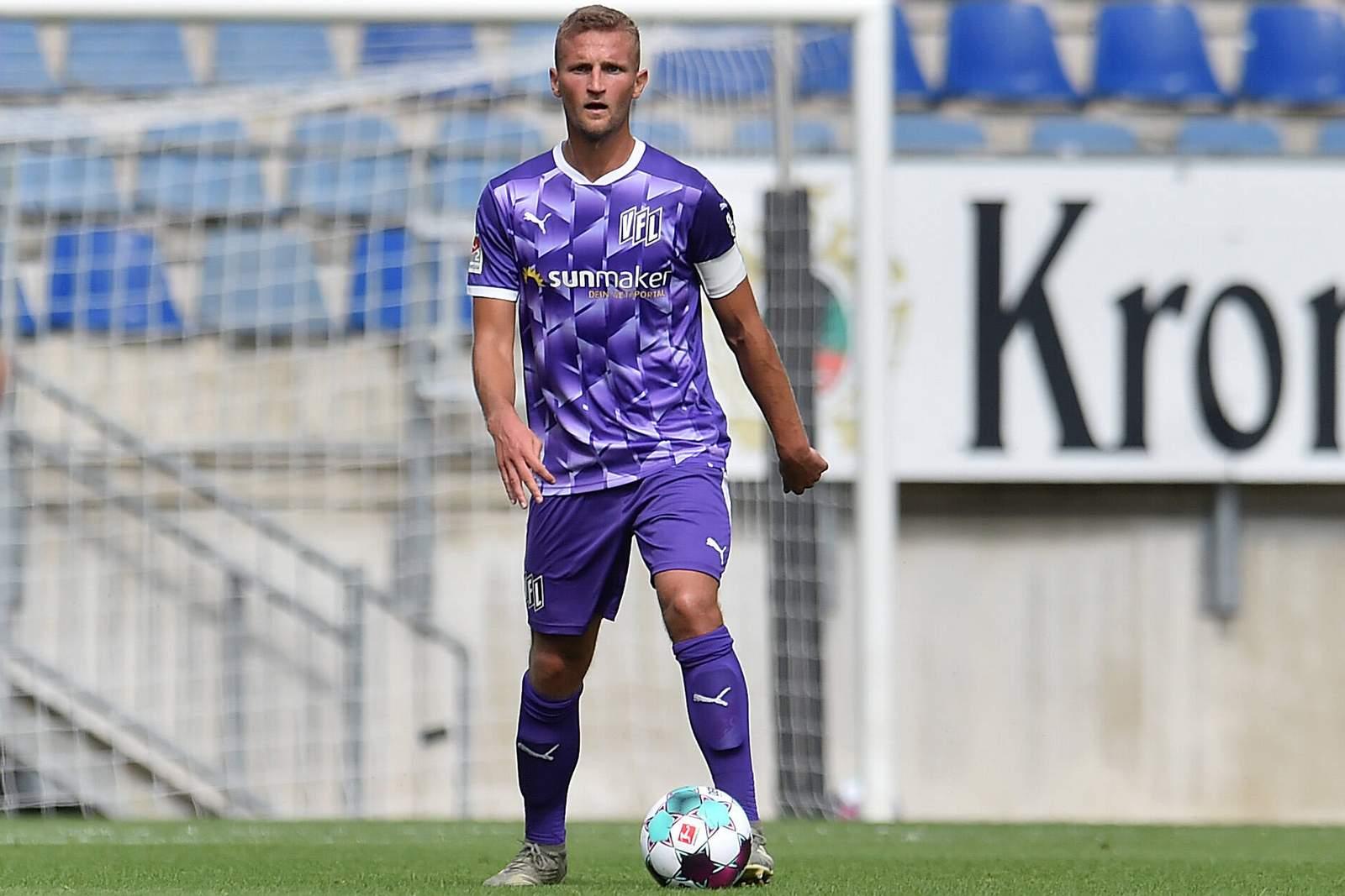 Timo Beermann vom VfL Osnabrück
