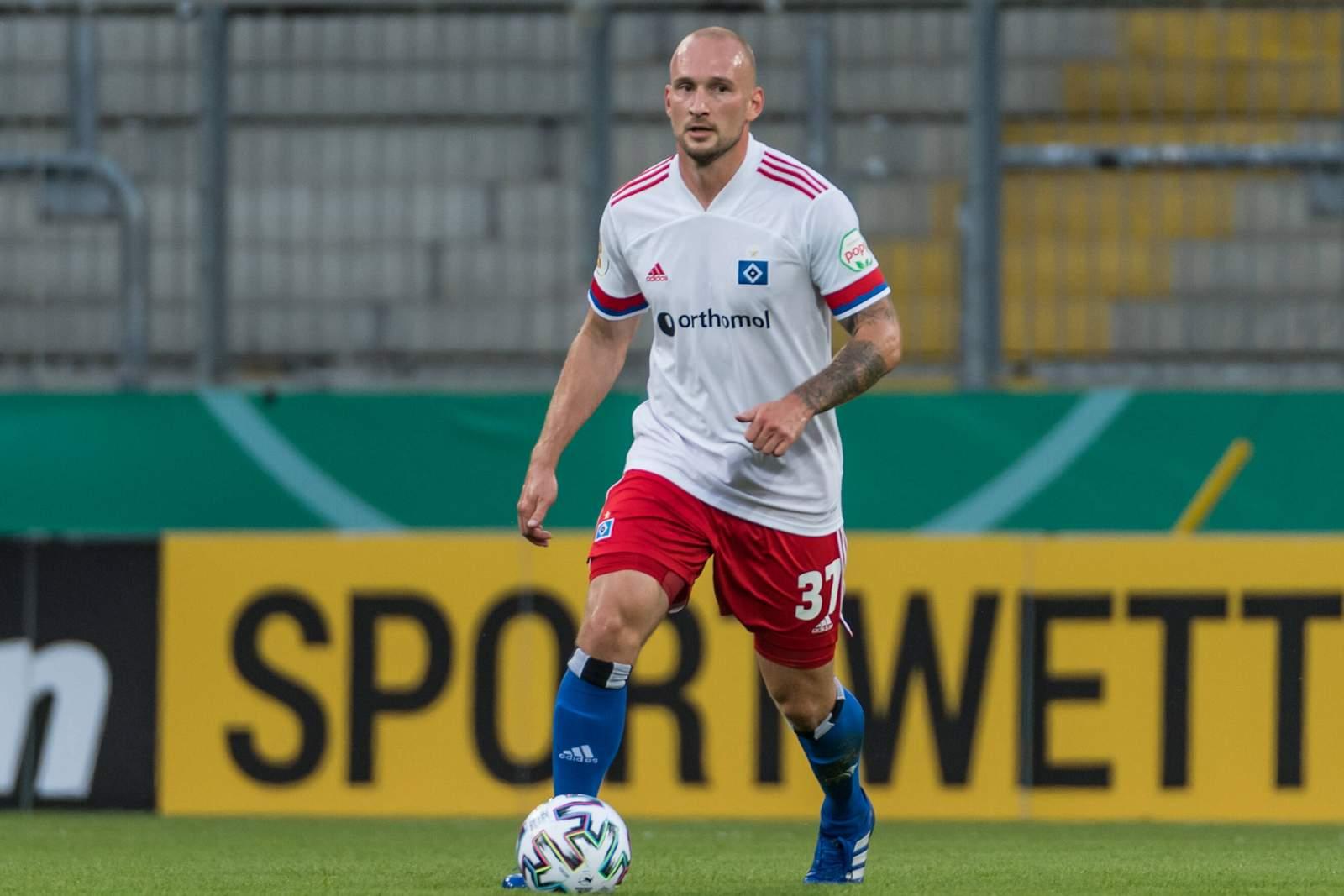 Toni Leistner vom HSV