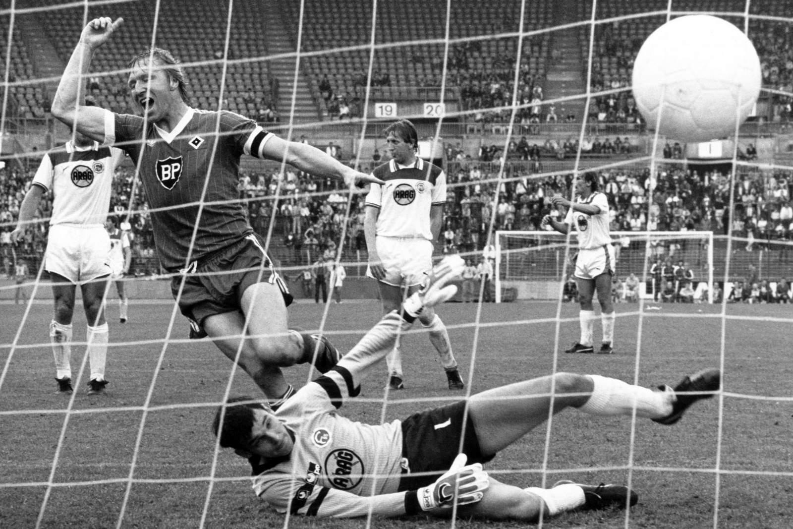 Trifft Hamburg wieder wie Hrubesch 1982? Jetzt auf HSV vs Fortuna Düsseldorf wetten