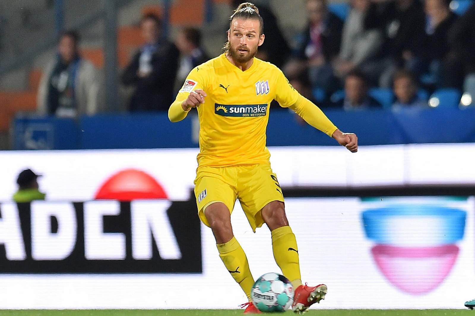 Christian Santos vom VfL Osnabrück